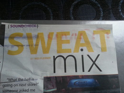 sweat mix 1