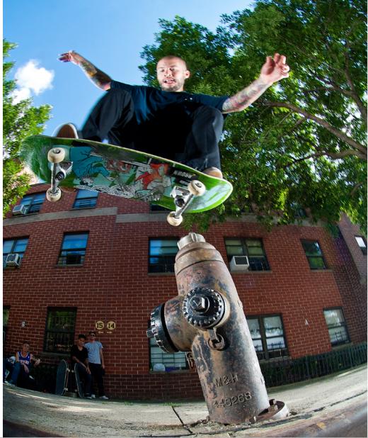 Columbus Skateboarder Taylor Nawrocki Featured In Slap