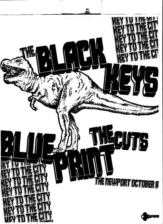 TBT: The Black Keys/ Blueprint/The Cuts Columbus, Ohio October, 8th 2004